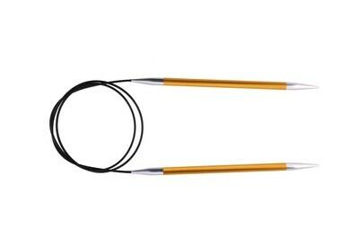 Knitpro Zing Rondbreinaalden 40cm