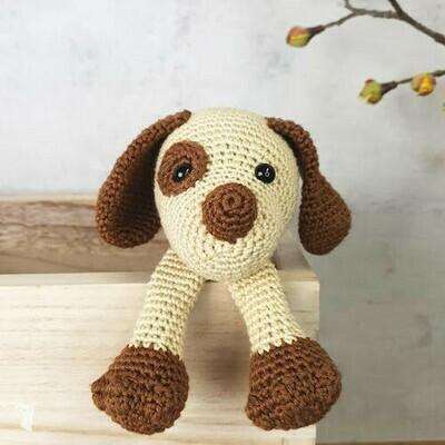 Amigurumi Haakpakket Puppy Fiep