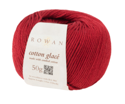 Rowan Cotton Glacé