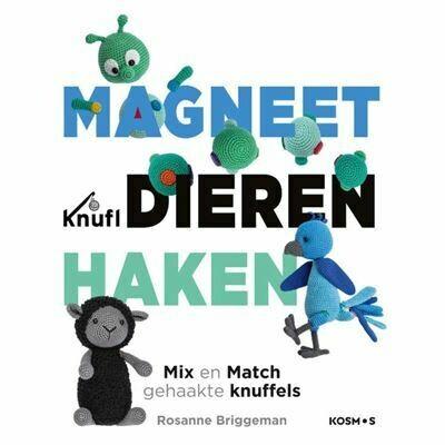 Boek Magneetdieren Haken