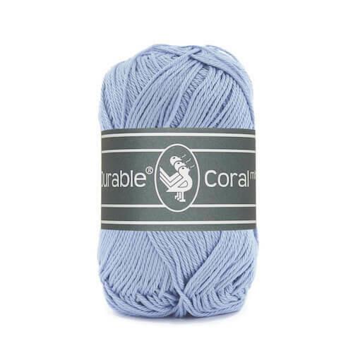 Durable Coral Mini Haak en Brei katoen