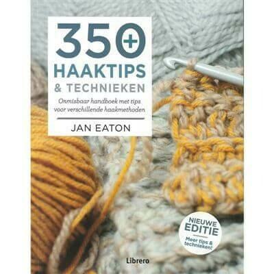 Haakboek 350 Haaktips en Technieken