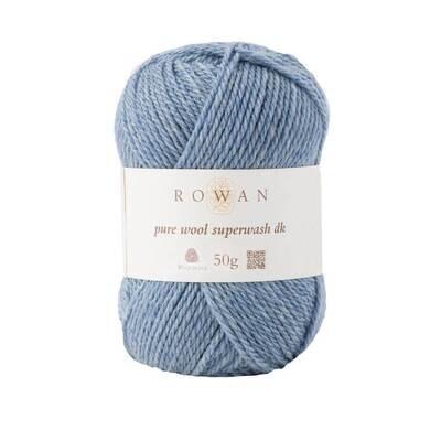 Rowan Pure Wool Superwash DK 50g.