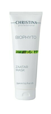 BioPhyto Zaatar Mask 75ml
