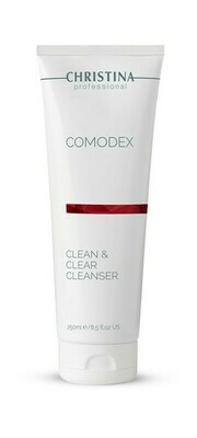 Comodex Clean & Clear Cleanser 250ml