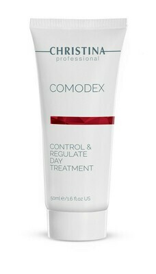 Comodex Control & Regulate Day Treatment 50ml