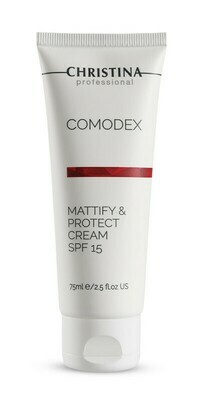 Comodex Mattify & Protect Cream SPF-15 75ml