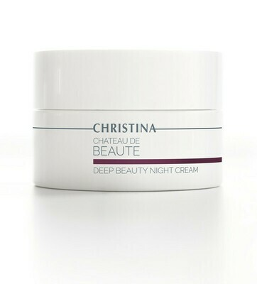 Chateau Deep Beaute Night Cream 50ml
