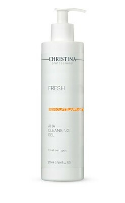 AHA Cleansing gel 300