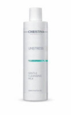 Unstress Gentle Cleansing Milk 300ml