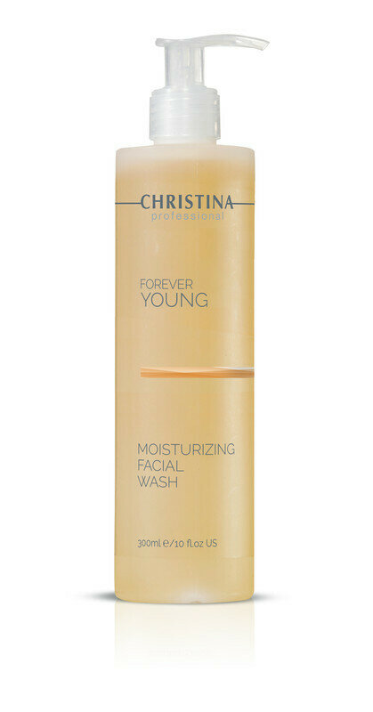Forever Young - Moisturizing Facial Wash 300ml