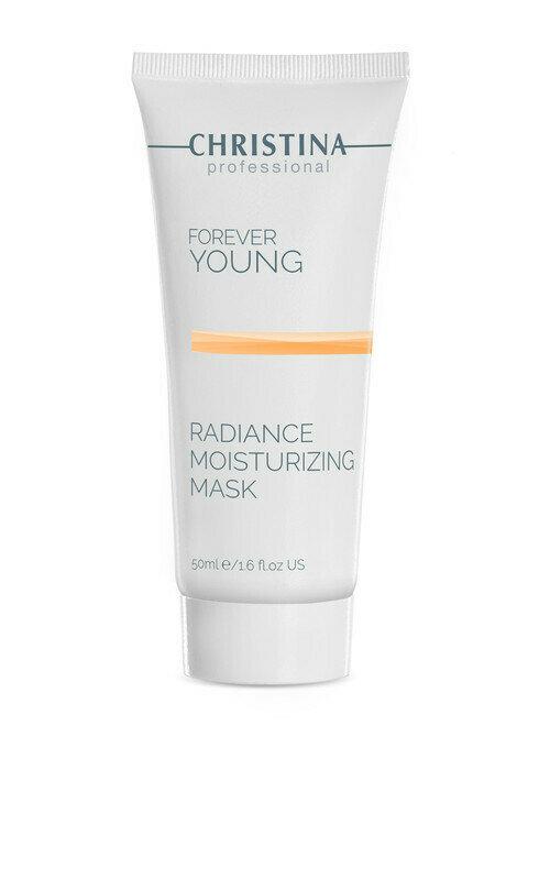 Forever Young - Radiance moisturizing mask 50ml