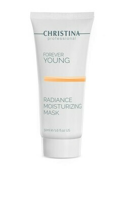 Forever Young - Radiance moisturizing mask 50ml
