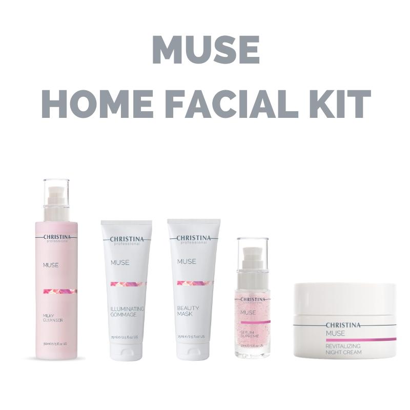 Muse Home Facial voor anti-aging voor een normale of droge/gevoelige huid