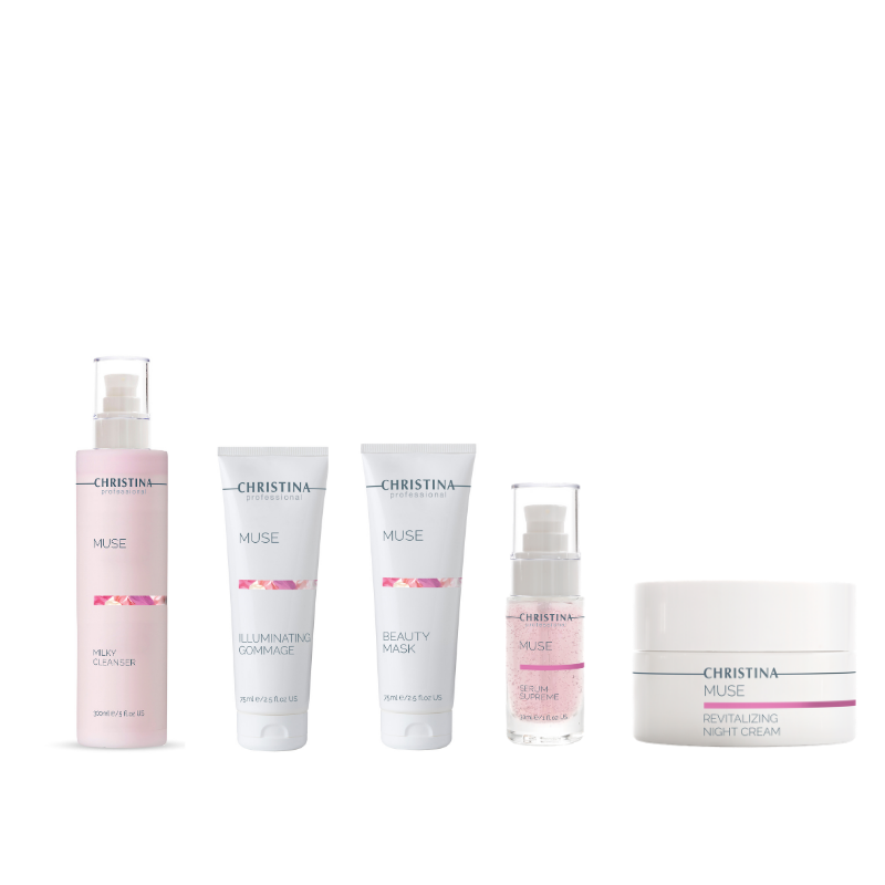 MUSE KIT (anti-aging normale / droge huid)