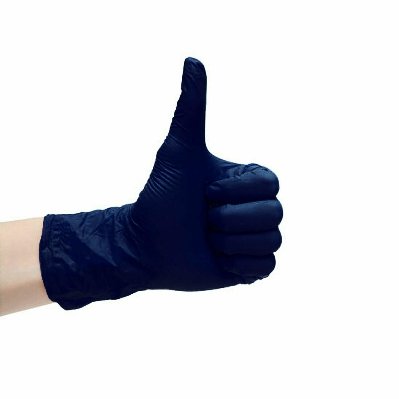 Doos Handschoenen Nitril LARGE - 100 stuks