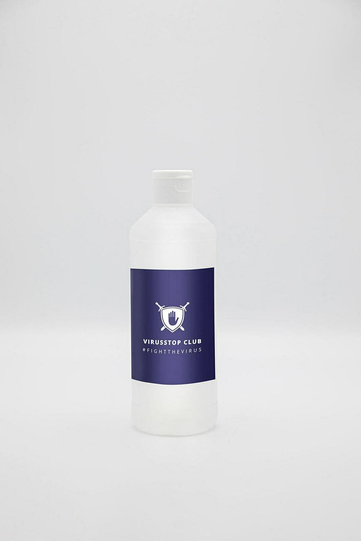 Desinfecterende Handgel 500ml (Liquide)