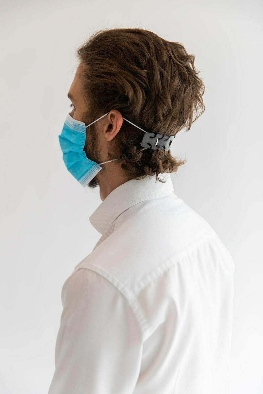 Earsavers voor mondmaskers - 3 stuks