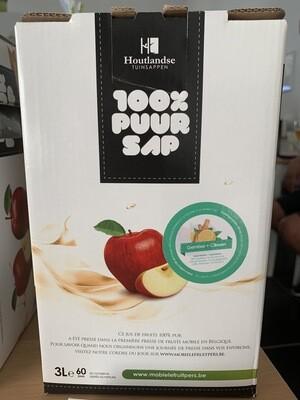 Appel-gember-citroensap 3L