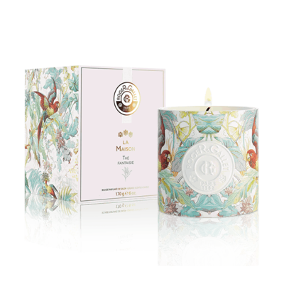 ROGER&GALLET LA MAISON CANDLE THEE 170G