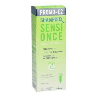 SHAMPOUX SENSI ONCE SPRAY 100ML PROMO -2
