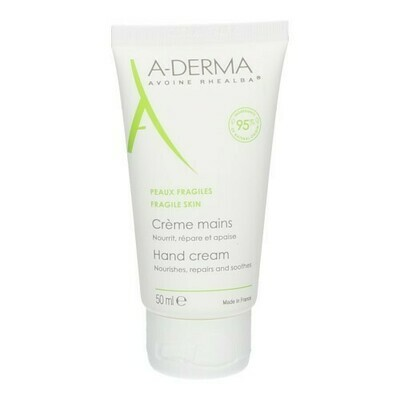 ADERMA INDISPENSABLES CR MAINS 50ML