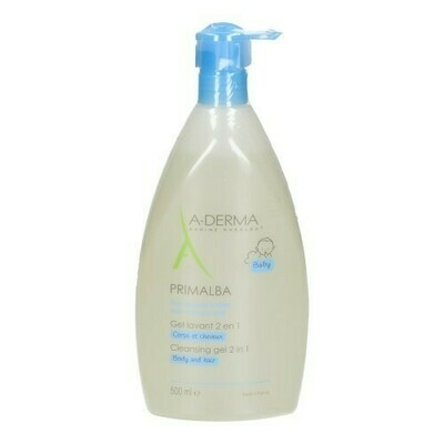 ADERMA PRIMALBA WASGEL 2IN1 500ML