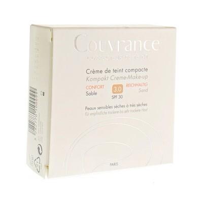 AVENE COUVRANCE CR TEINT COMP. 03 SABLE CONF. 10G
