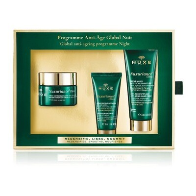 NUXE NUXURIANCE ULTRA COFFRET NACHT
