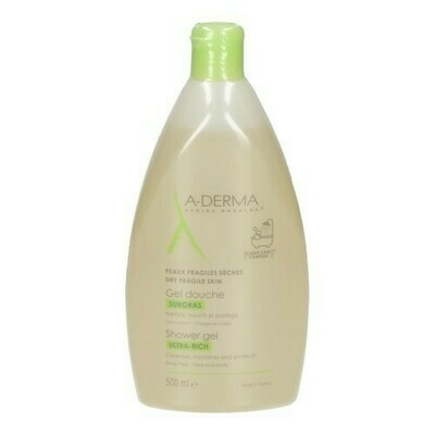 ADERMA DOUCHEGEL OVERVET 500ML