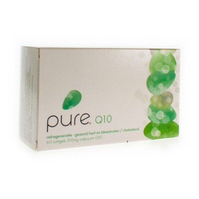 PURE Q10 SOFTGEL 60