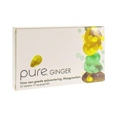 PURE GINGER COMP 30