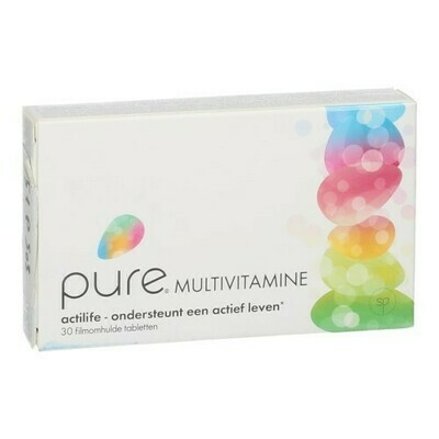PURE MULTIVITAMINE COMP 30