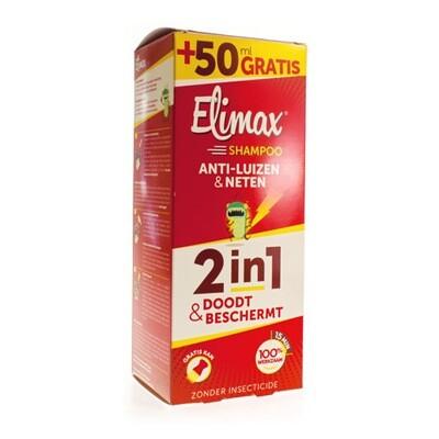 ELIMAX SHAMPOO TEGEN LUIZEN FL 250ML