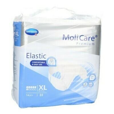 MOLICARE PREMIUM ELASTIC EXTRA PLUS 6 DROPS XL 14