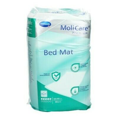 MOLICARE PREMIUM BED MAT 5 DROPS 60CMX90CM