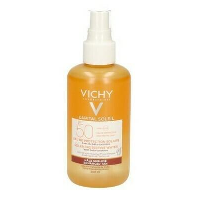 VICHY CAP. SOL. BESCHERM. WATER BRONZE IP50 200ML