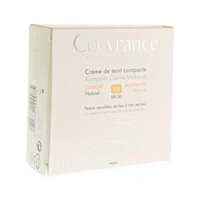 AVENE COUVRANCE CR TEINT COMP. 02 NATUREL CONF.10G