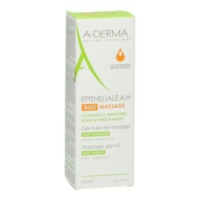 ADERMA EPITHELIALE AH DUO GEL OLIE MASSAGE 100ML
