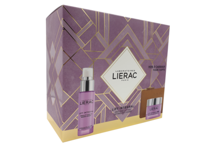 LIERAC SET LIFT INTEGRAL CR NUTRI + SERUM+POCHETTE
