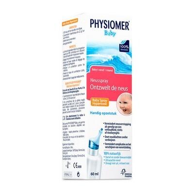 PHYSIOMER HYPERT. BABY SPRAY 60ML