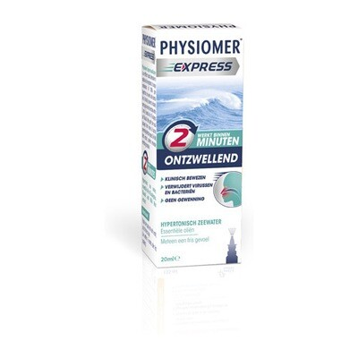 PHYSIOMER EXPRESS POCKET 20ML