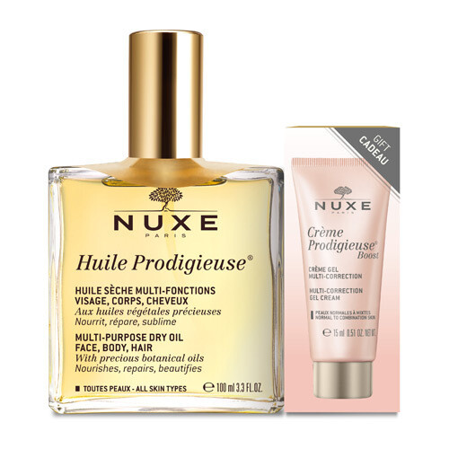 NUXE HLE PRODIGIEUSE 100ML+MINI CR PROD BOOST 15ML
