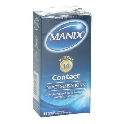 MANIX CONTACT CONDOMS 14
