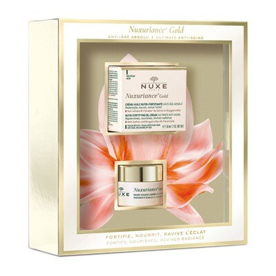 NUXE NUXURIANCE GOLD COFFRET