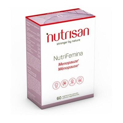 NUTRIFEMINA V-CAPS 60 NUTRISAN
