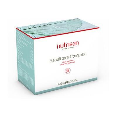 SABALCARE COMPLEX SOFTGELS 120+30 GRATUIT NUTRISAN