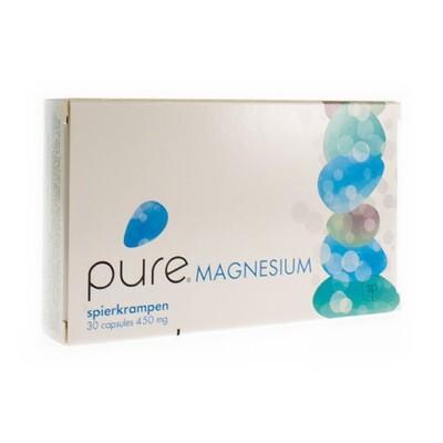 PURE MAGNESIUM CAPS 30