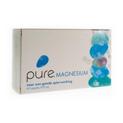 PURE MAGNESIUM CAPS 60