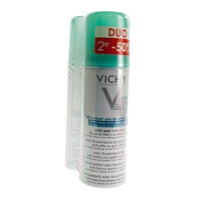 VICHY DEO A/TRACE AEROSOL DUO 2X125ML